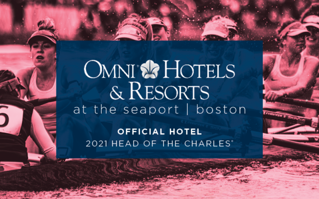 THE HEAD OF THE CHARLES® REGATTA ANNOUNCES OMNI BOSTON HOTEL AT THE SEAPORT AS OFFICIAL HOTEL