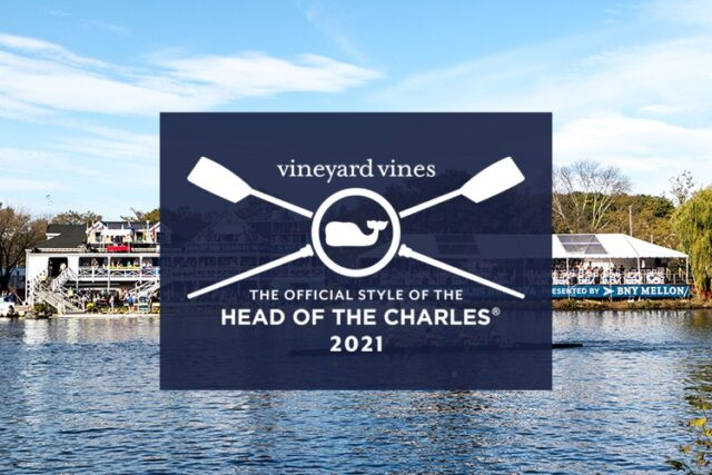 vineyard vines named Official Style of the Head Of The Charles® Regatta